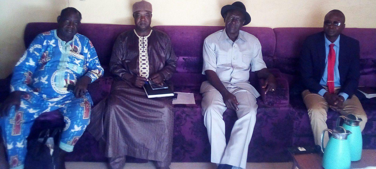 La CPDC en plénière sur la question de l'environnement électoral au Tchad