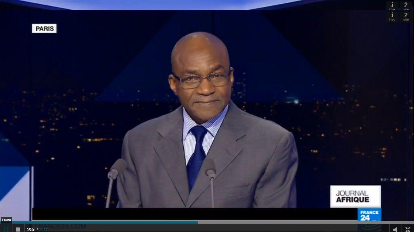 Paris: l'opposant tchadien et leader de l'UNDR, Saleh Kebzabo sera l'invité de France24