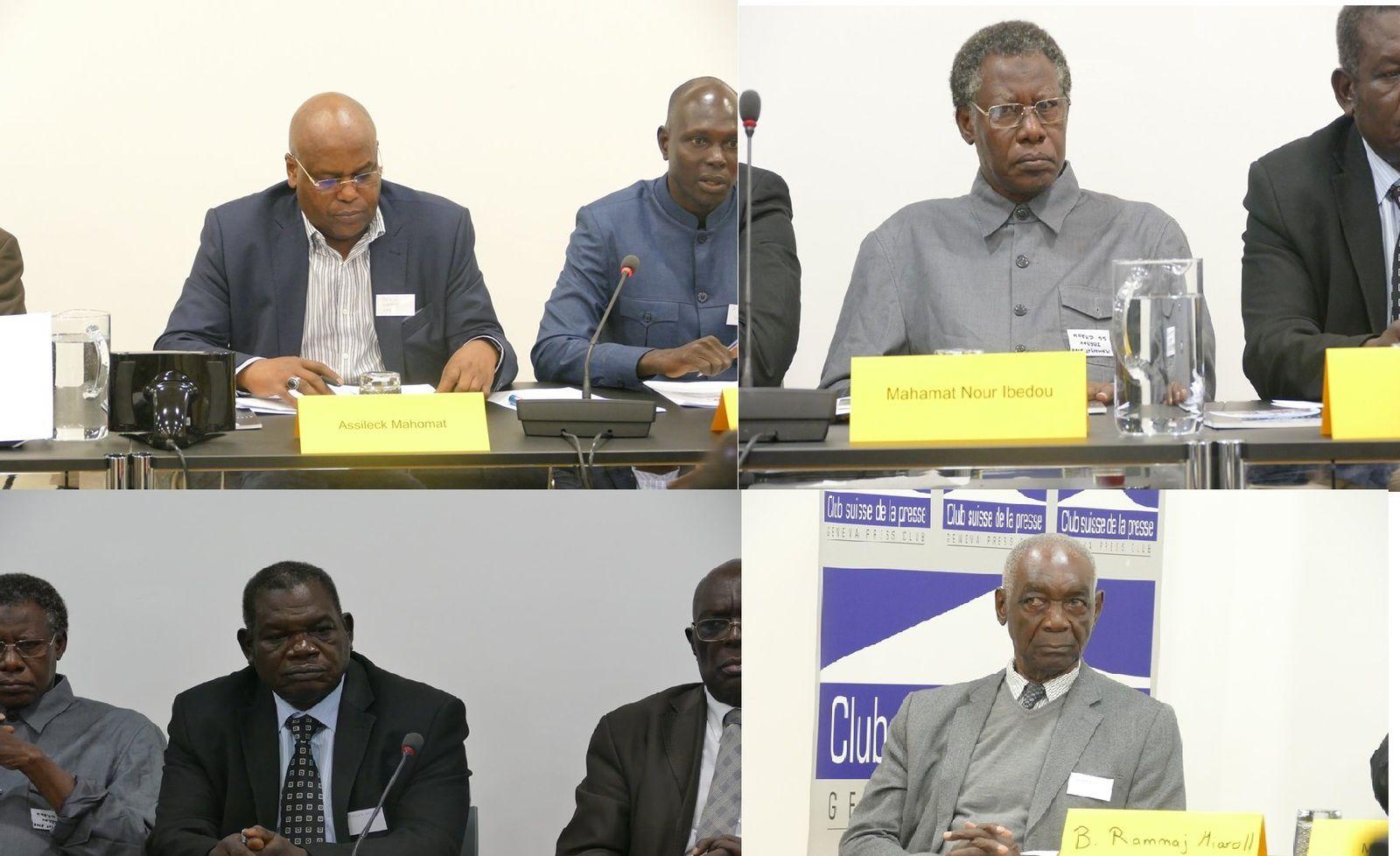 Fin des assises de Genève sur le Tchad: un réel espoir pour le règlement pacifique de l'imbroglio tchadien