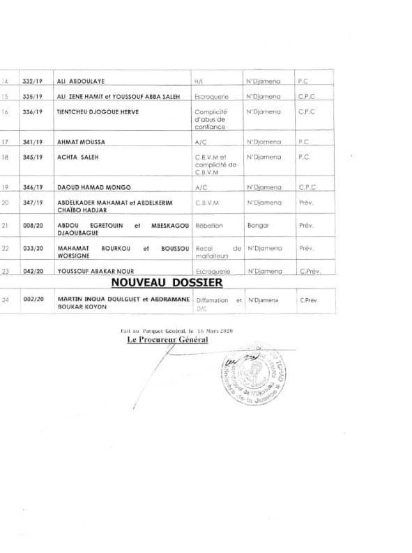 Le procès opposant le Directeur de Salam Info à l'ancienne ministre Toupta Bouguena enrôle pour le 19 mars
