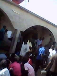 Fuite des prisonniers à Amsinéné, les geôliersdépassés