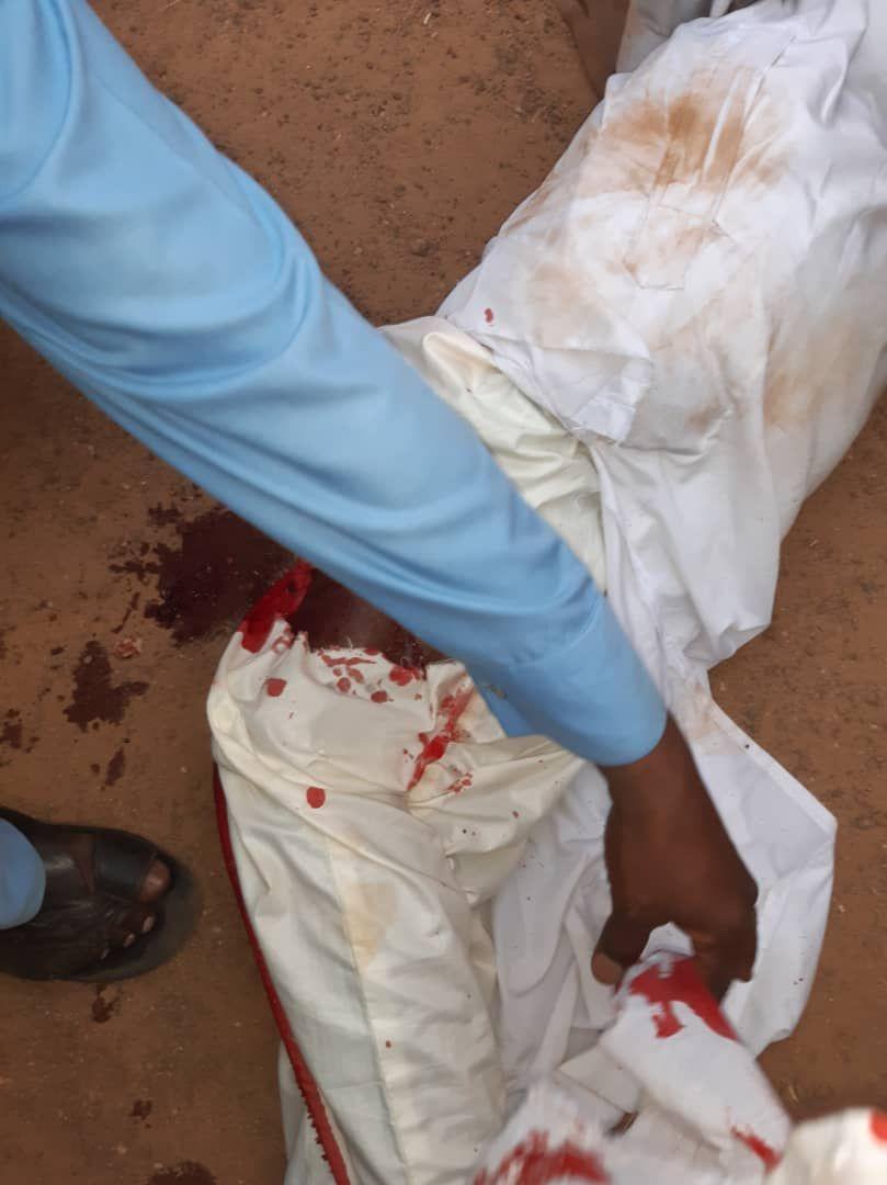 Indignons -nous aussi à Oum-Hadjer chez nous au Tchad