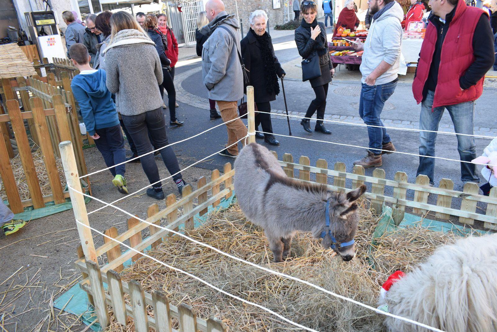 Massiac marché de Noël 2016