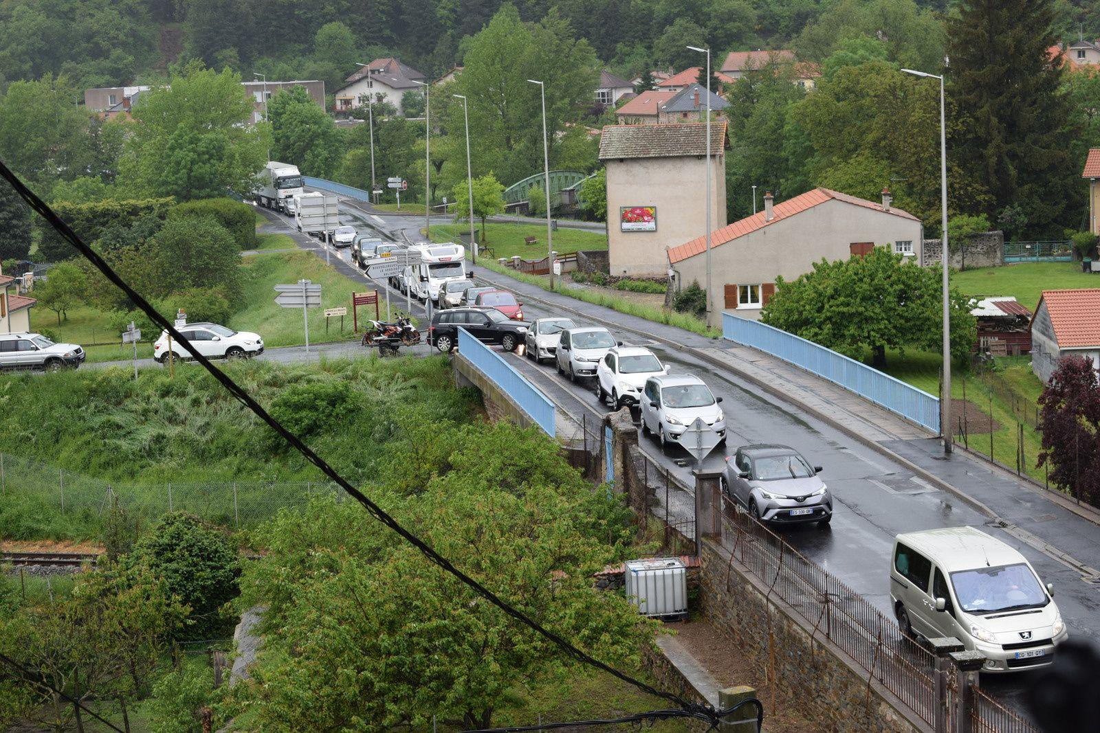route d'Aurillac et Bonnac
