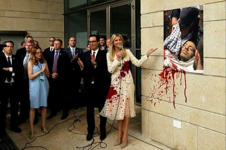 Gaza et à Jérusalem..
