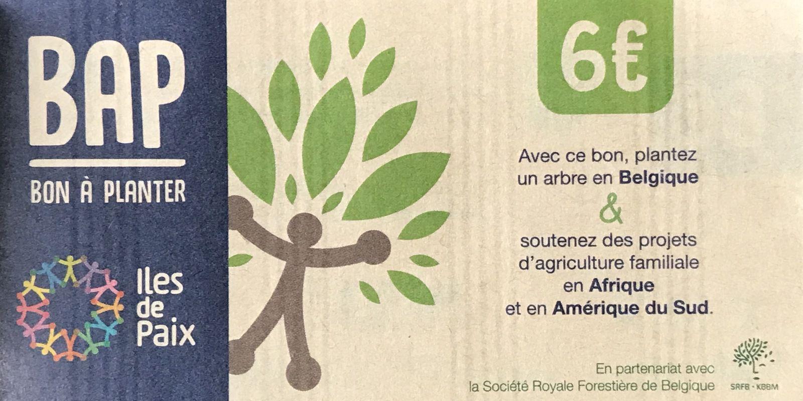 Îles de paix - «bon à planter»