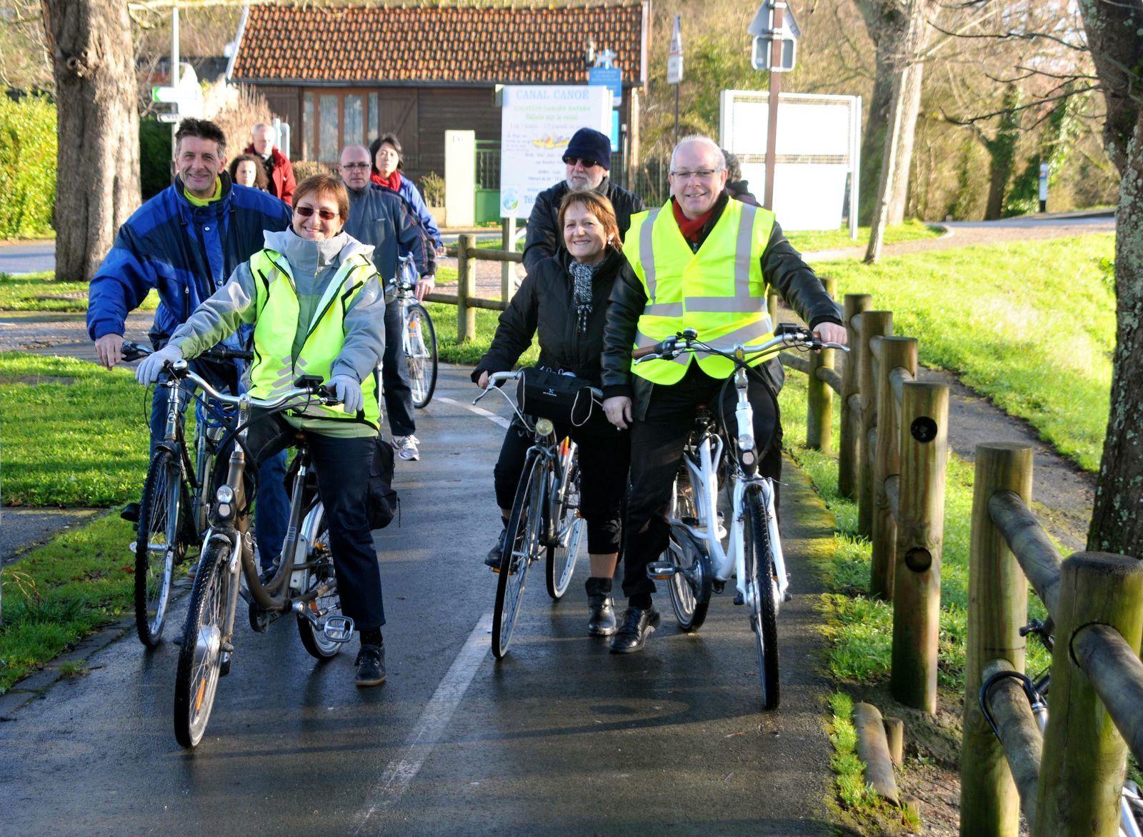 Vélo-citoyen à Périgny