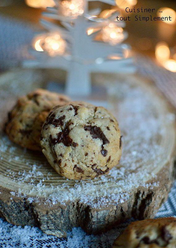 Cookies épicés