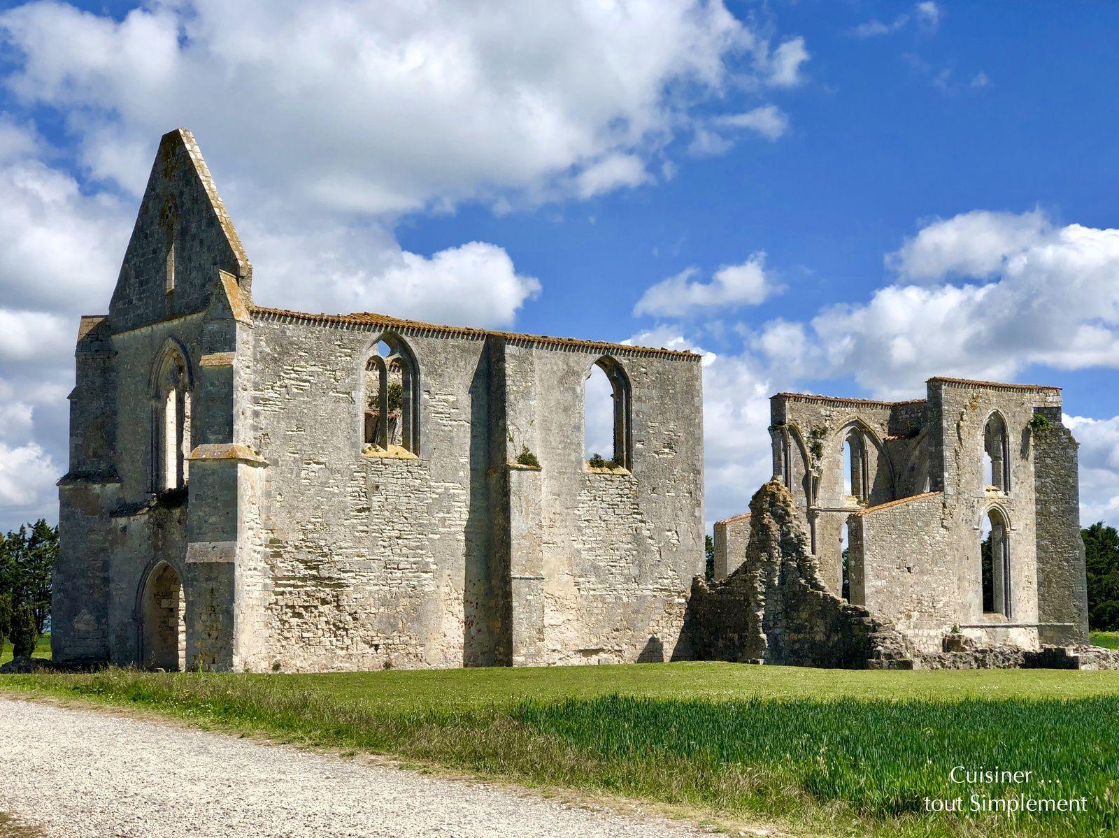 La Flotte - Abbaye des Châteliers