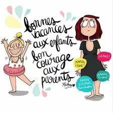 BONNES VACANCES A TOUS !!!!