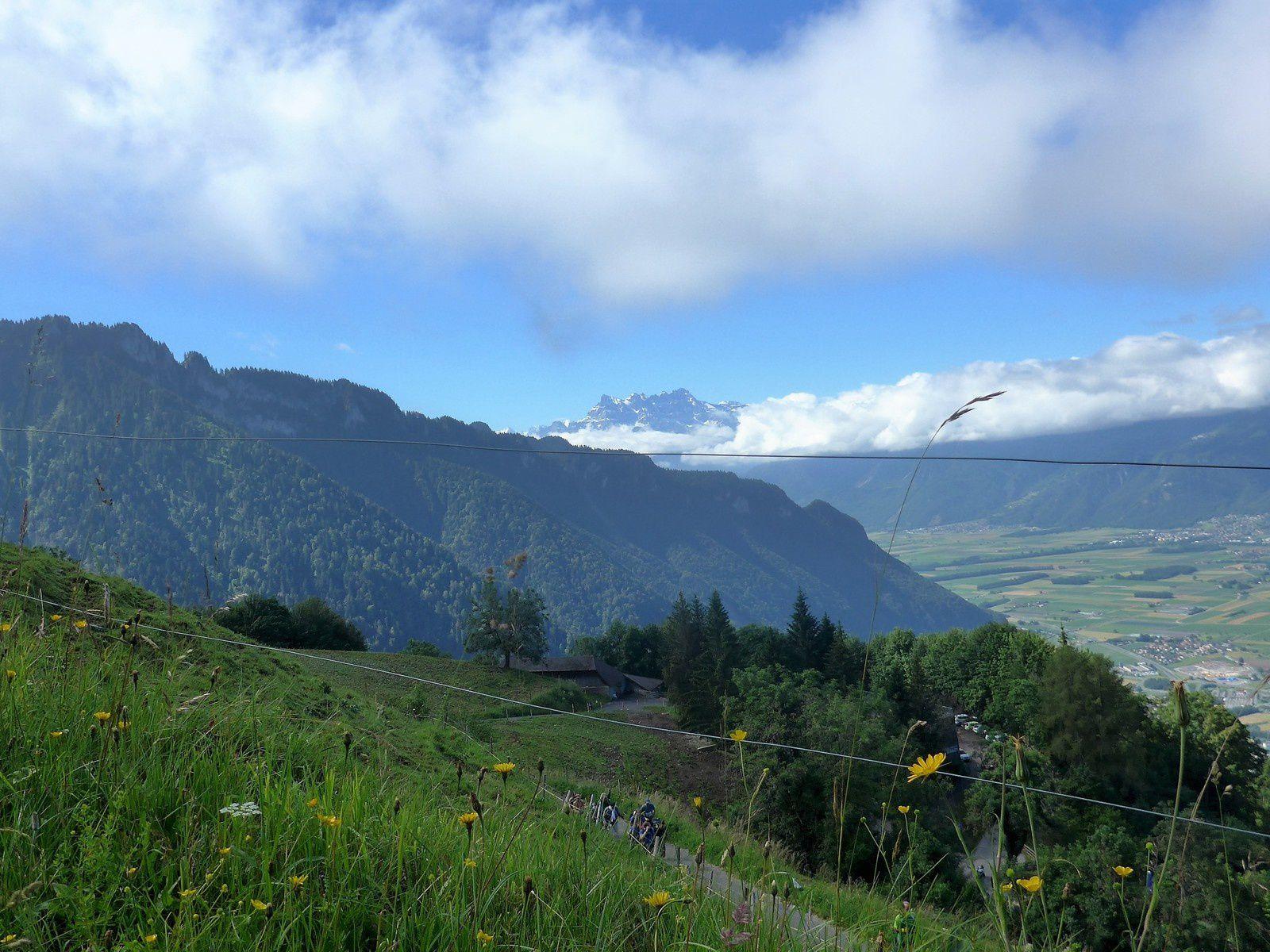 Montreux-Les Rochers de Naye