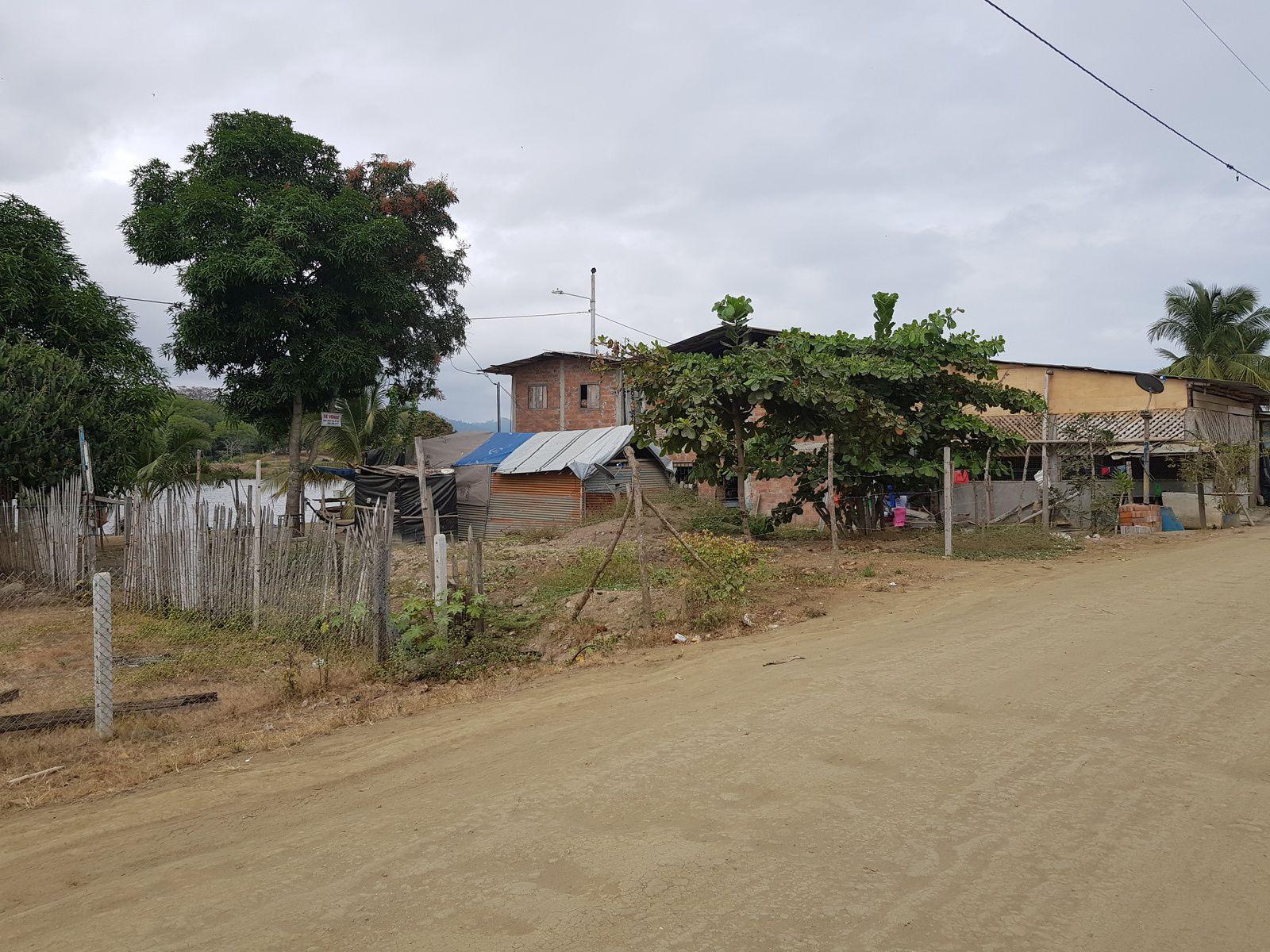 Pedernales, La Chorrera