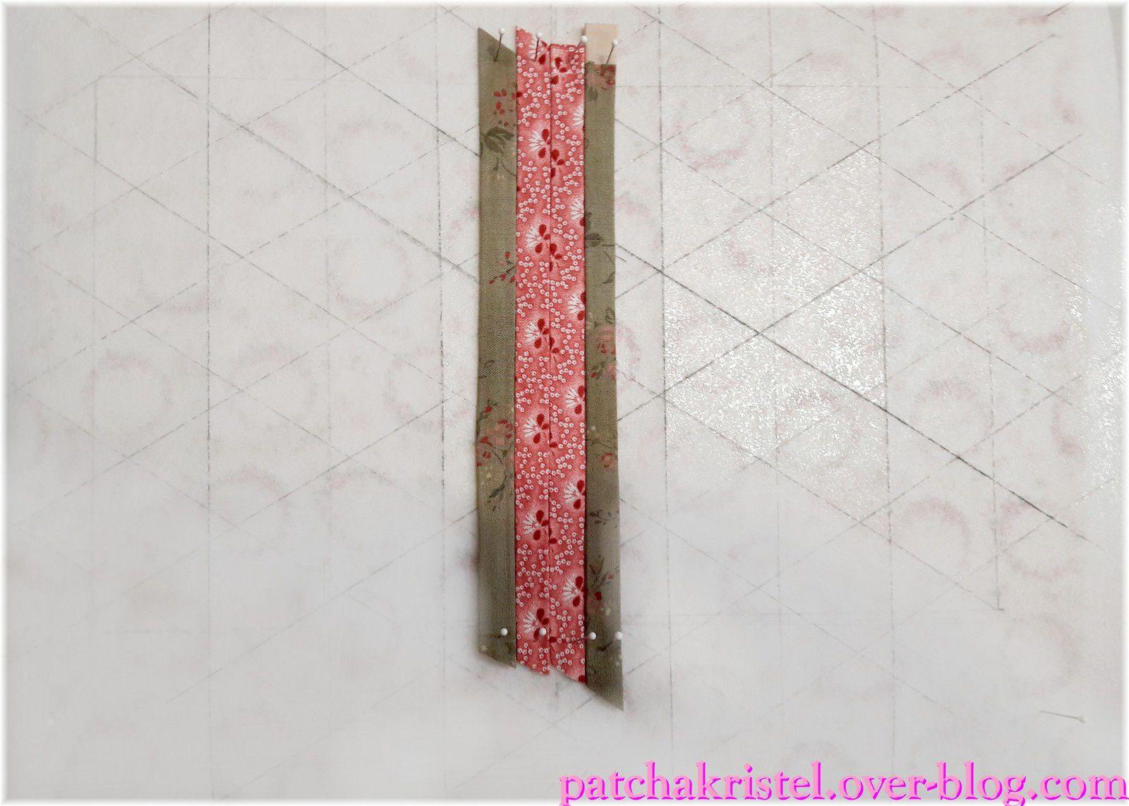 Meshwork - biais en vertical