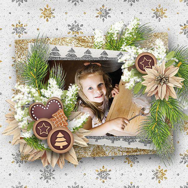 Christmas photos ? des photos de Noël à scrapper ?