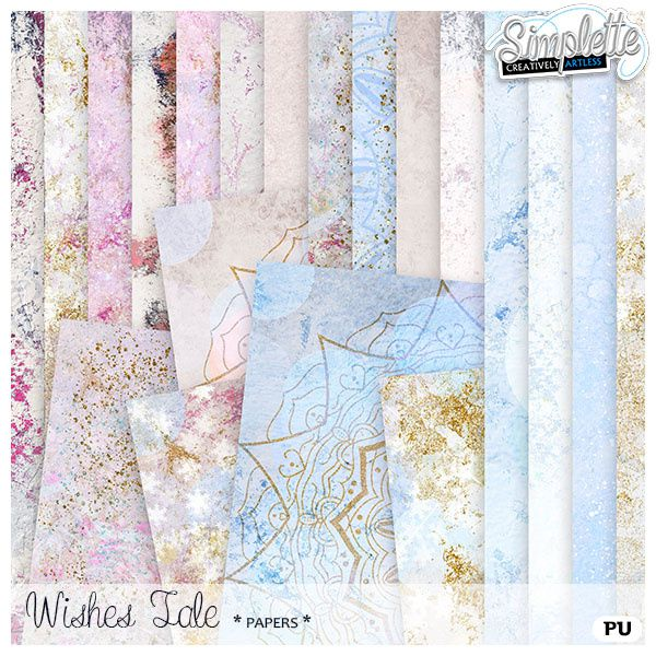 Wishes Tale - new kit and more