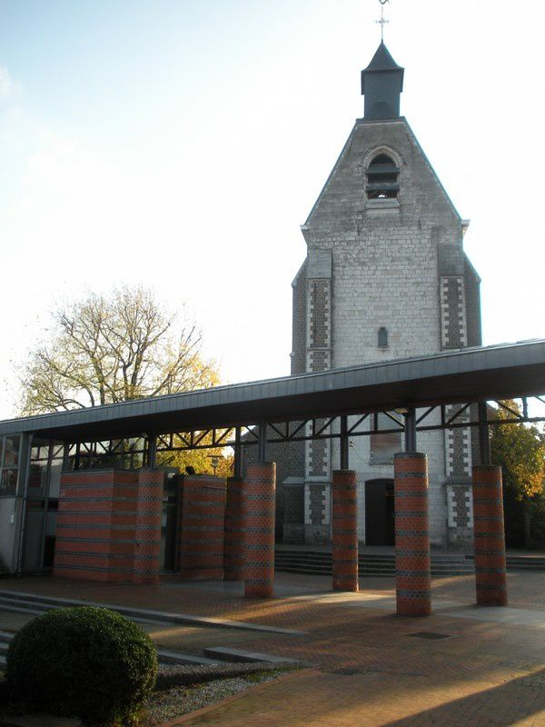 L'église remonte au XIIe siècle