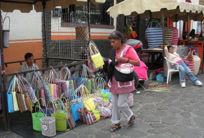 Tépoztlan, village magique incontournable près de Cuernavaca se prépare à la Chandeleur