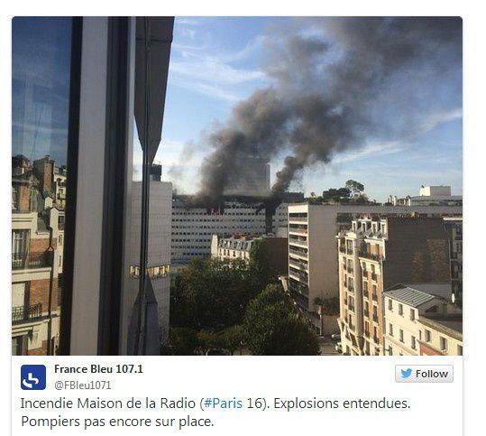 Copie d'écran site du Parisien