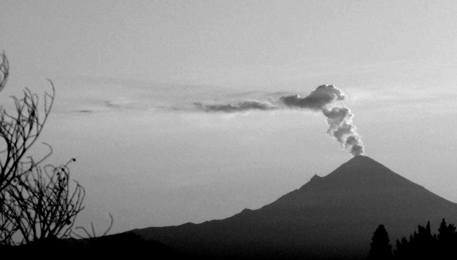 Avec Jean-Claude : l'ascension du Popocatepetl