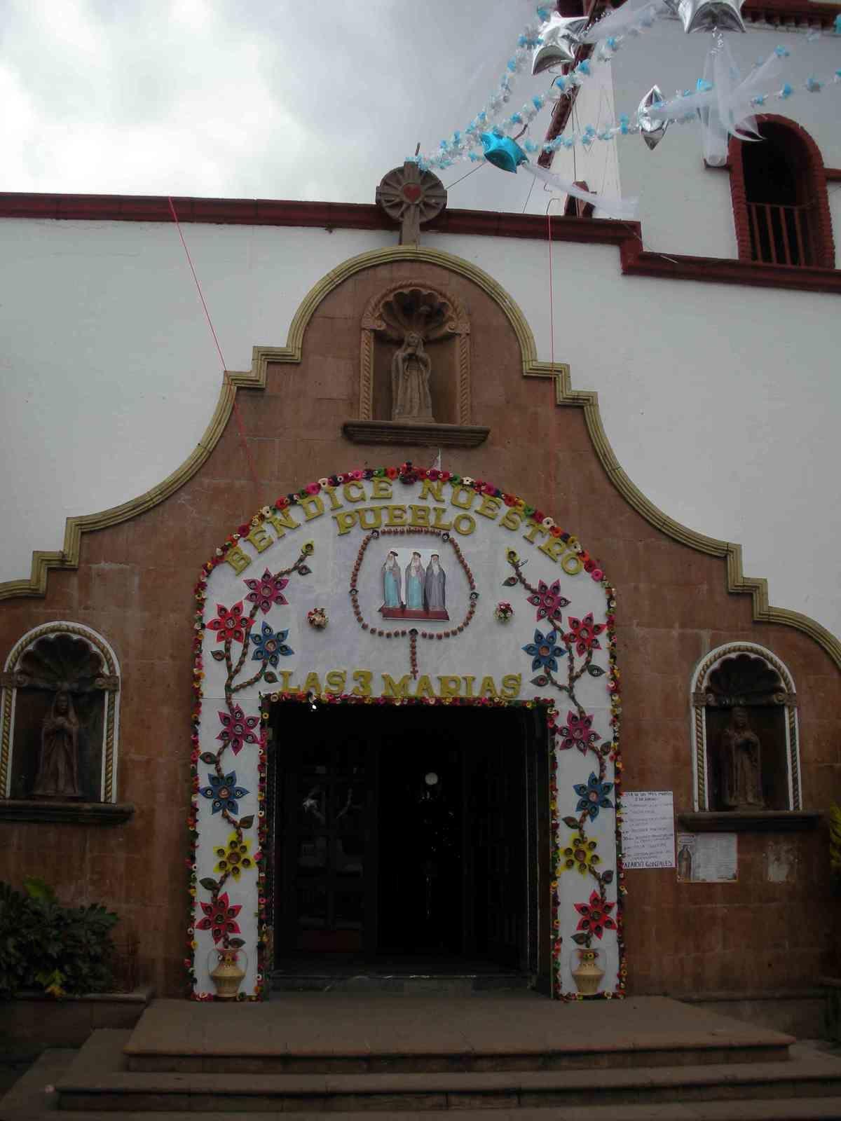 A  Tres Marias avant de redescendre