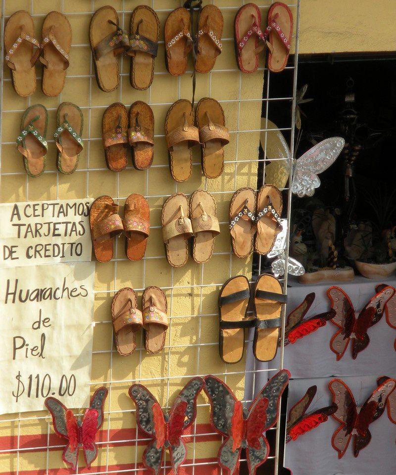 Un bouquet d'images à Tepoztlán