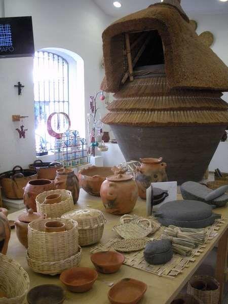 Le génie régional au musée d'art populaire de Morelos
