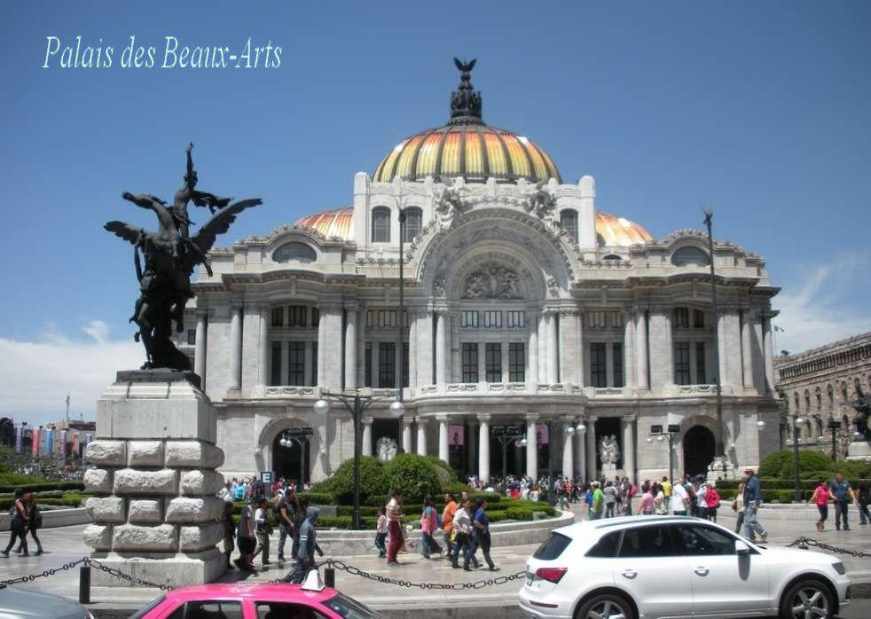 Une longue balade pédestre (4 - fin) dans les rues de Mexico : des Aztèques aux Chinois et aux Yucatèques