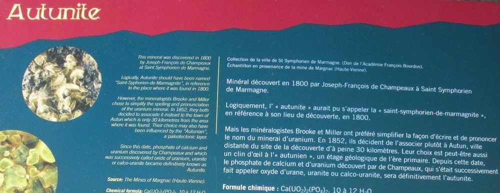 Quelques aspects de l'expo au pied du restaurant panoramique de la Rose des Vents