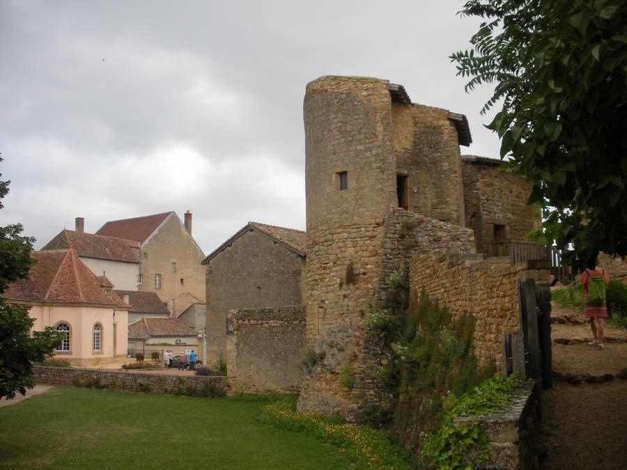 Quelques aspects du château