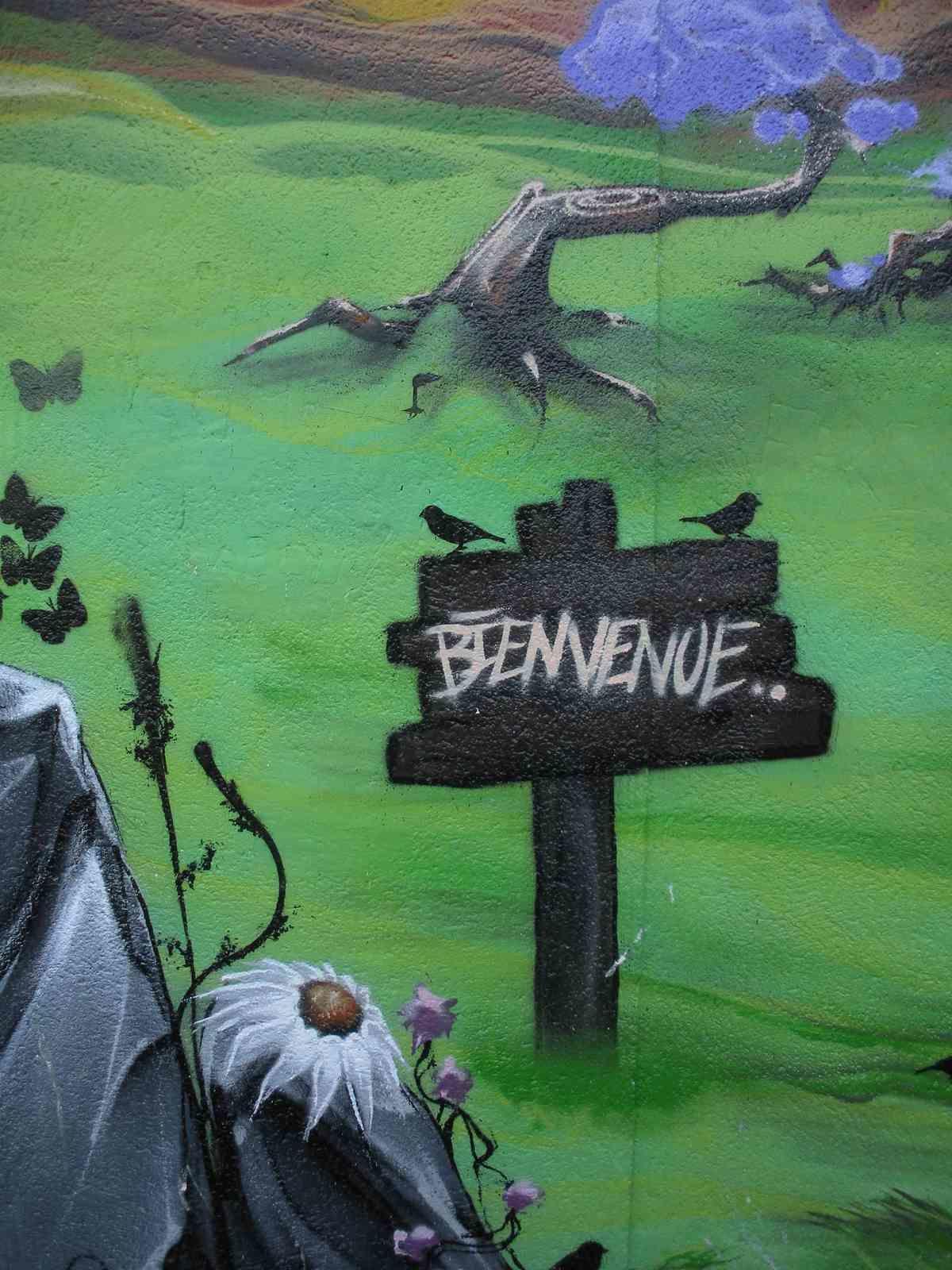 Fresque originale à Lille : qu'en pensez-vous ?