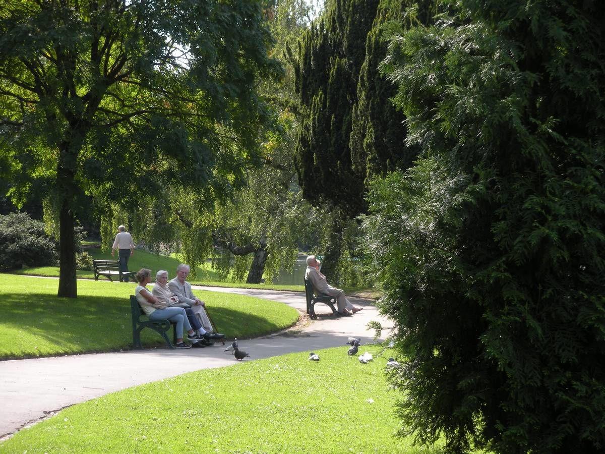 Barbieux le « beau jardin » des Roubaisiens, une paisible promenade