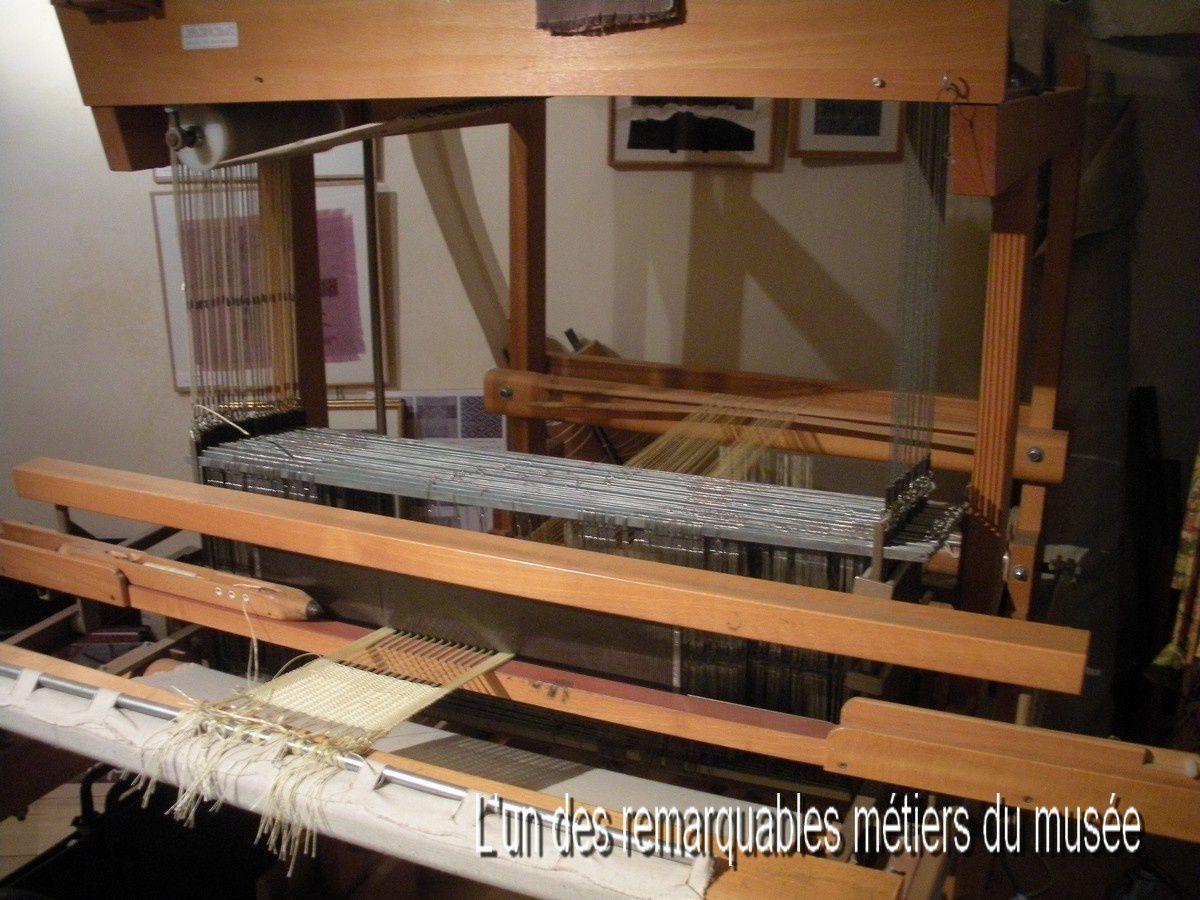 A Flavigny-sur-Ozerain, la Maison des Arts textiles et du Design : mieux qu'un lieu de mémoire