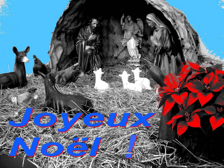 Joyeux Noël, dans la paix et la fraternité !