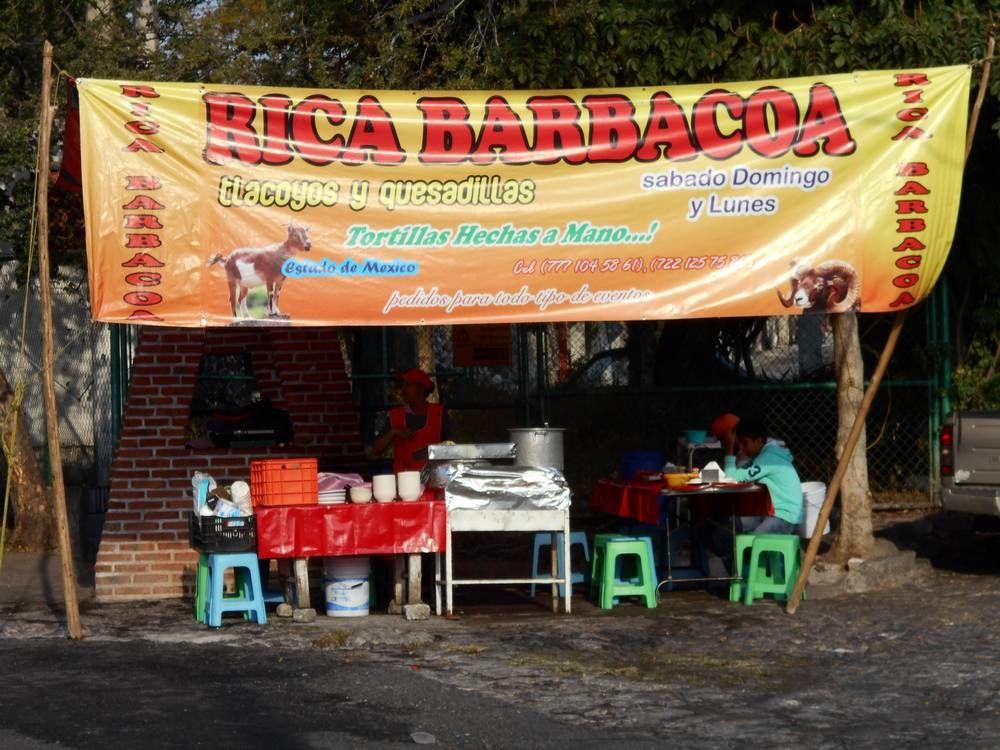 Petits restaurants de rue au Mexique : que du plaisir !
