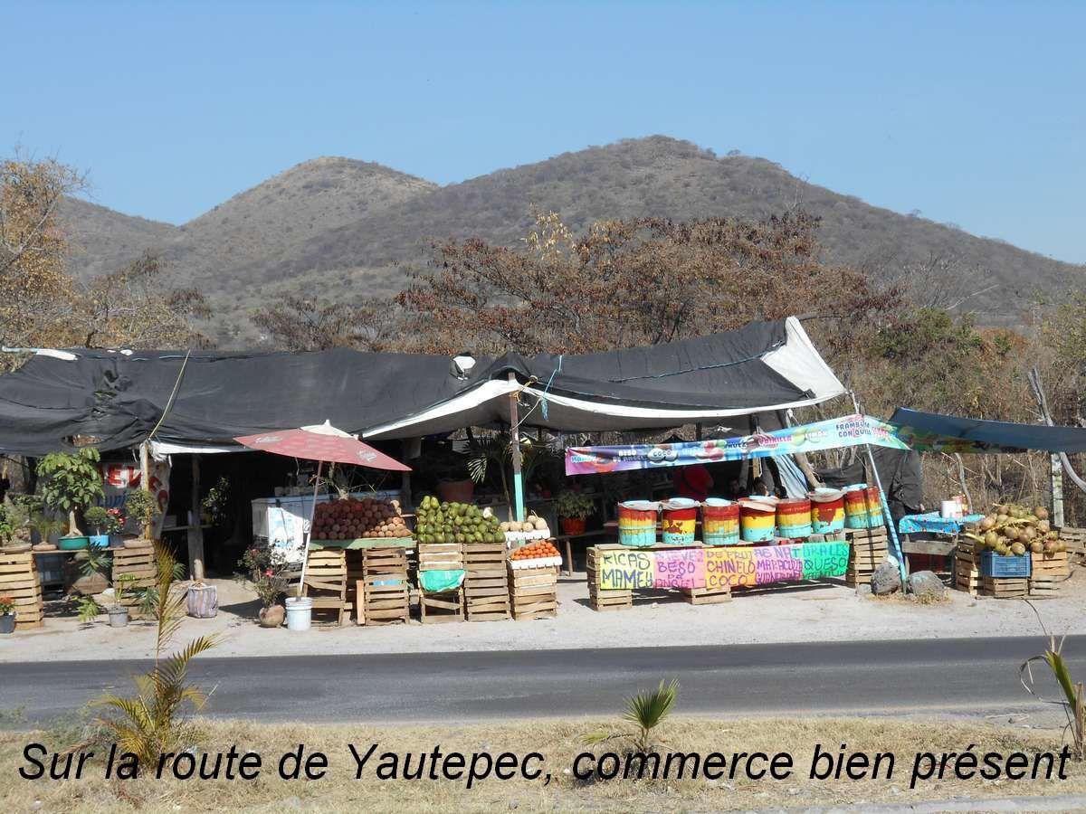 Ma rubrique du vélo : Randonnée cycliste vers la vallée de Yautepec et les roches de Tepoztlan
