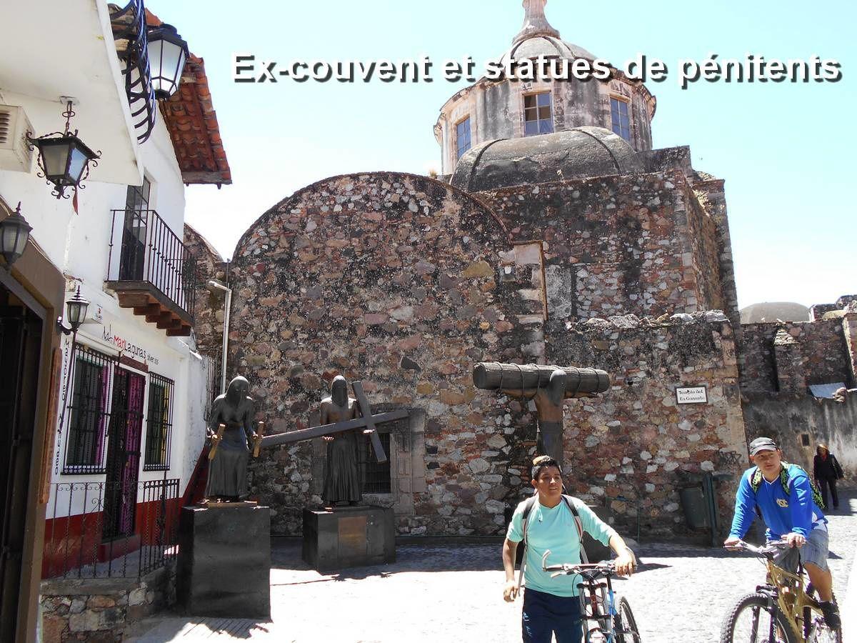 Balade en or et en images à Taxco capitale de l'argent
