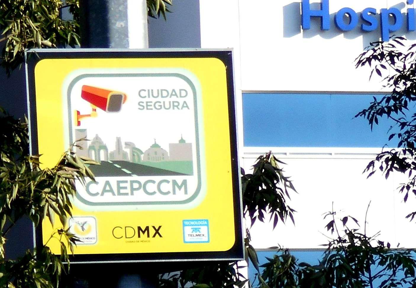 Remplaçant le D.F., CDMX bien présent dans les rues de la Ciudad de Mexico