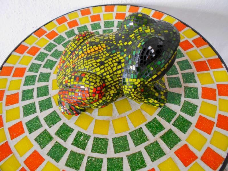 A Cuernavaca, le verre a remarquablement inspiré une pléiade d'artistes