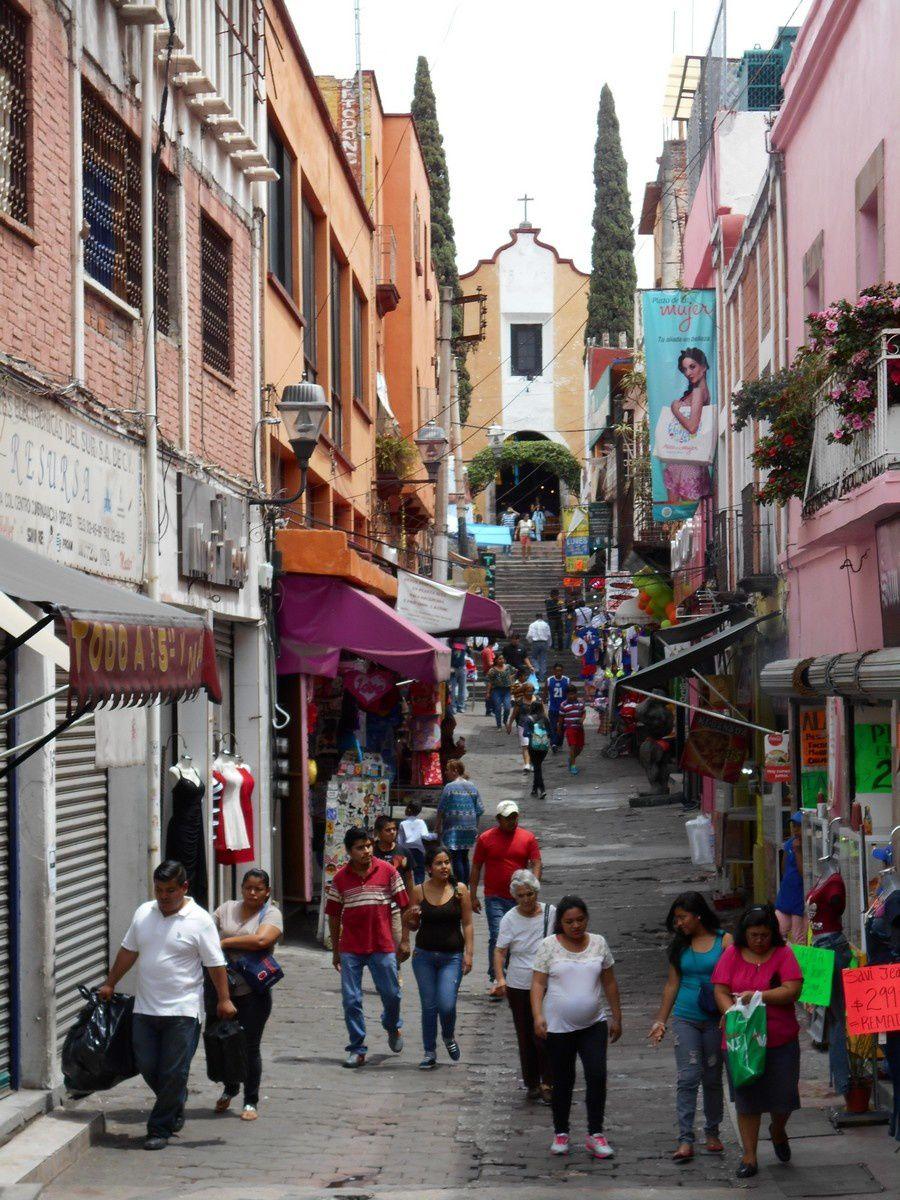 Tepetates : le coeur battant de Cuernavaca