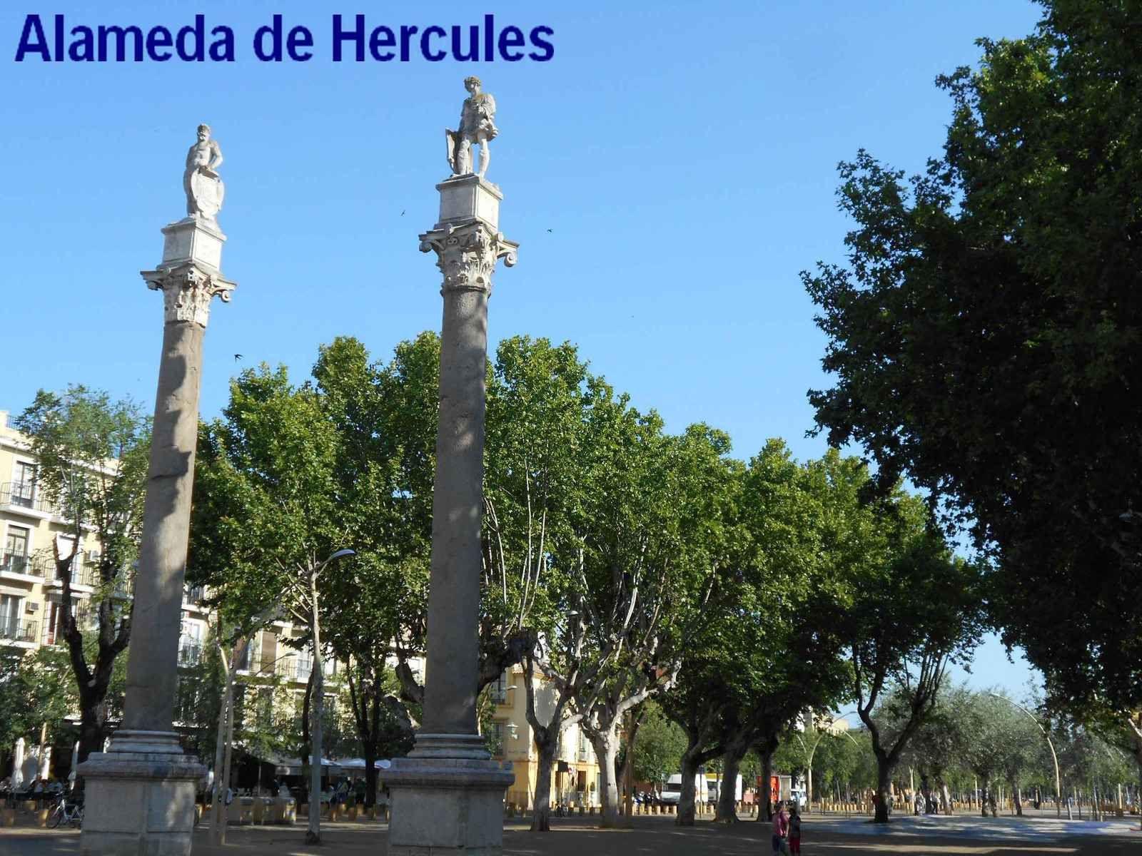 Balade richissime à la découverte de quelques monuments précieux de Séville dont certains « valent le voyage »