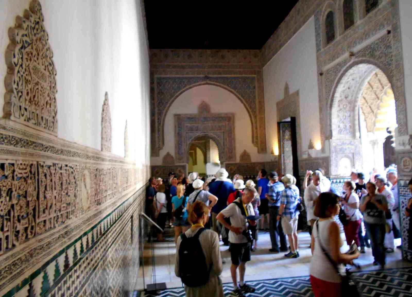 L' Alcázar : un monument incontournable de Séville éblouissant par sa grandeur, sa noblesse et ses décors