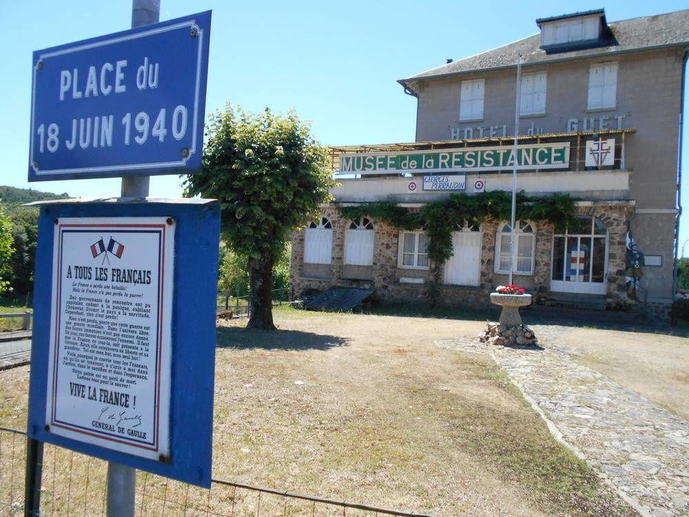 Attachant musée de la Résistance à Saint-Honoré-les-Bains, station au riche patrimoine