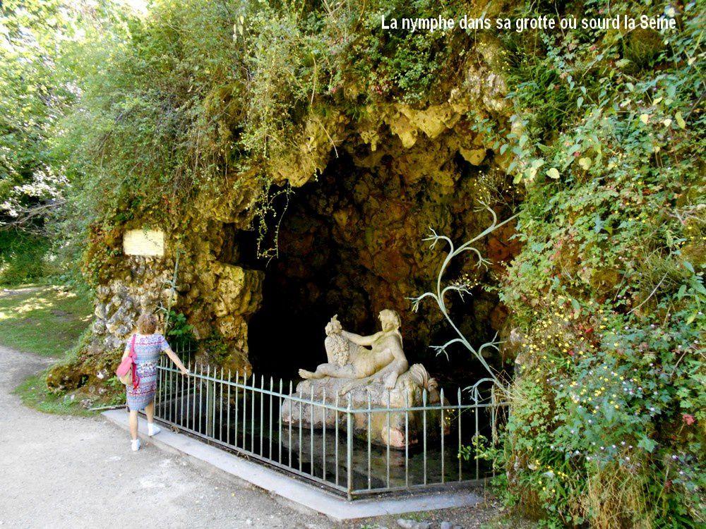 Quand les sources de la Seine étaient un important sanctuaire gallo-romain dédié à Sequana