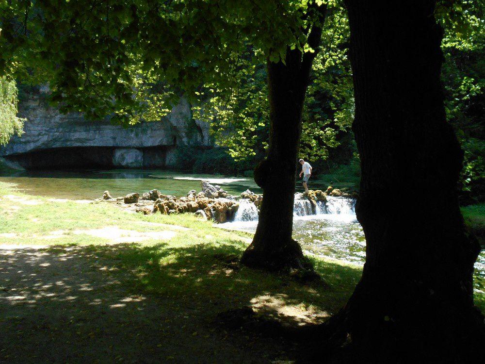 La plus courte rivière de France à Châtillon-sur-Seine ?