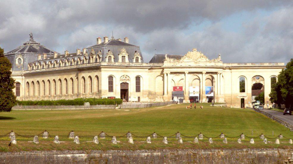 Vivantes Grandes Écuries de Chantilly : la beauté du dressage