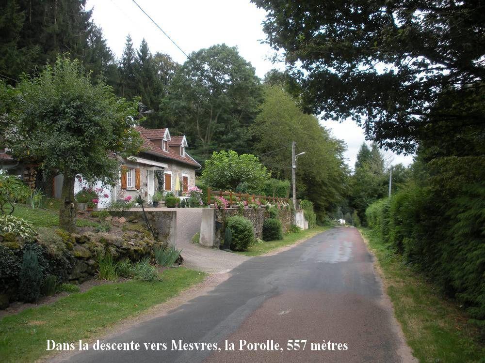 Par Montjeu, un col non répertorié dans la montagne d'Autun