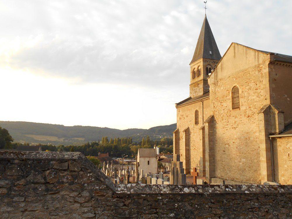 Paysages et perspectives, de Saint-Pantaléon à Autun