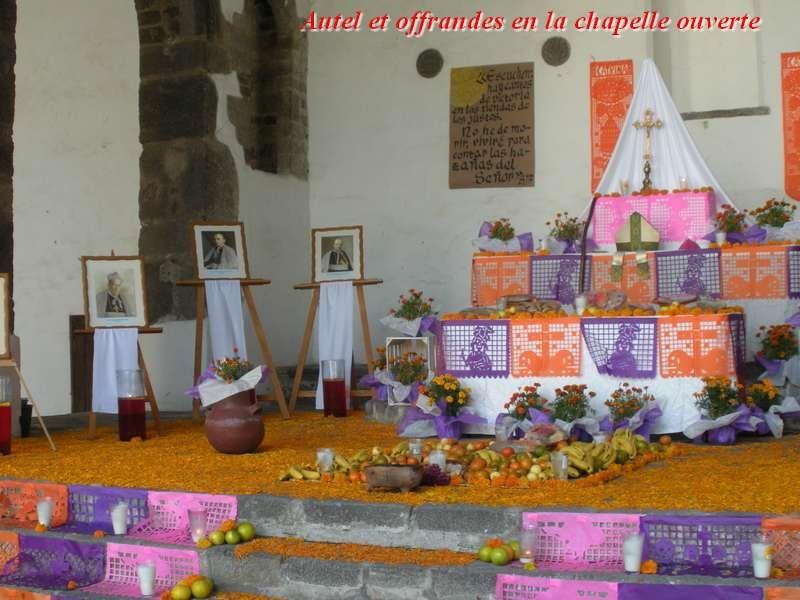 Premier du Mexique, un cinerario communautaire à Cuernavaca : une grande initiative oecuménique
