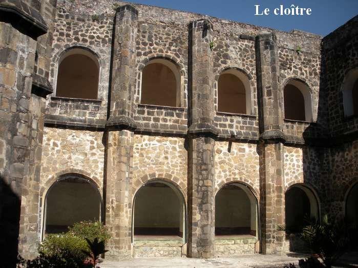 Que de traditions près du couvent de Tetela del Volcan
