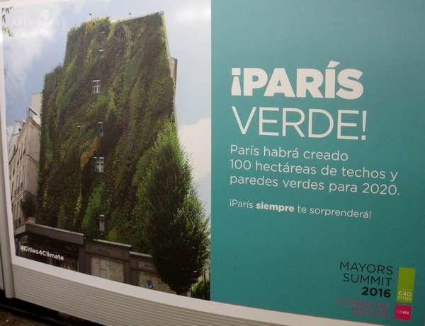 Environnement : Paris et Anne Hidago à Mexico (CDMX)